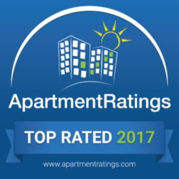 2017 ApartmentRatings Top Rated Community