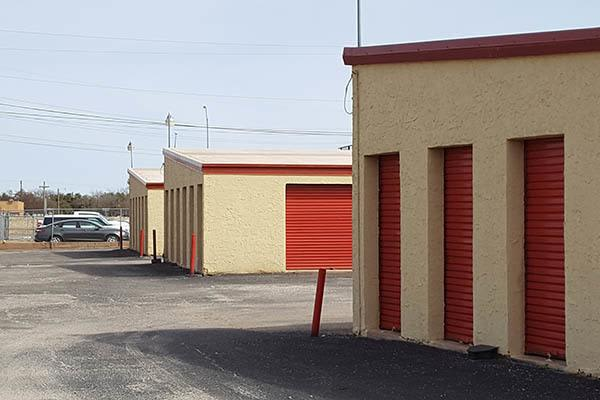 Truth Or Consequences, New Mexico storage facility exterior storage units
