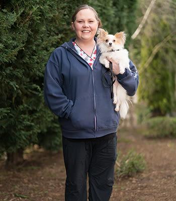 Jennifer at Value Pet Clinic - Kent