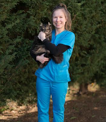 Amberlynn at Value Pet Clinic - Kent
