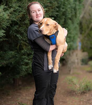 Emma Wood at Value Pet Clinic - Kent