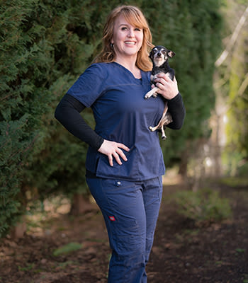 Kristy Nancarow at Value Pet Clinic - Kent