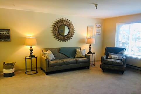 Ask about our private apartments at Sagebrook Senior Living at Bellevue