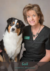 Gail, Manager at Friendship Hospital for Animals