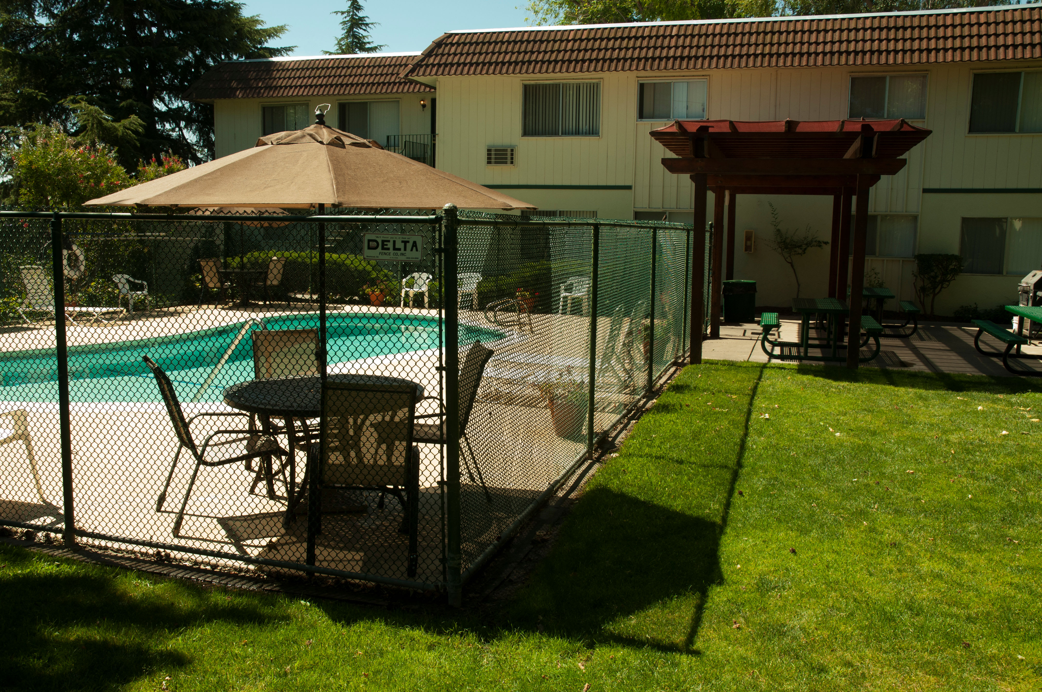Our apartments in Antioch, California offer a swimming pool