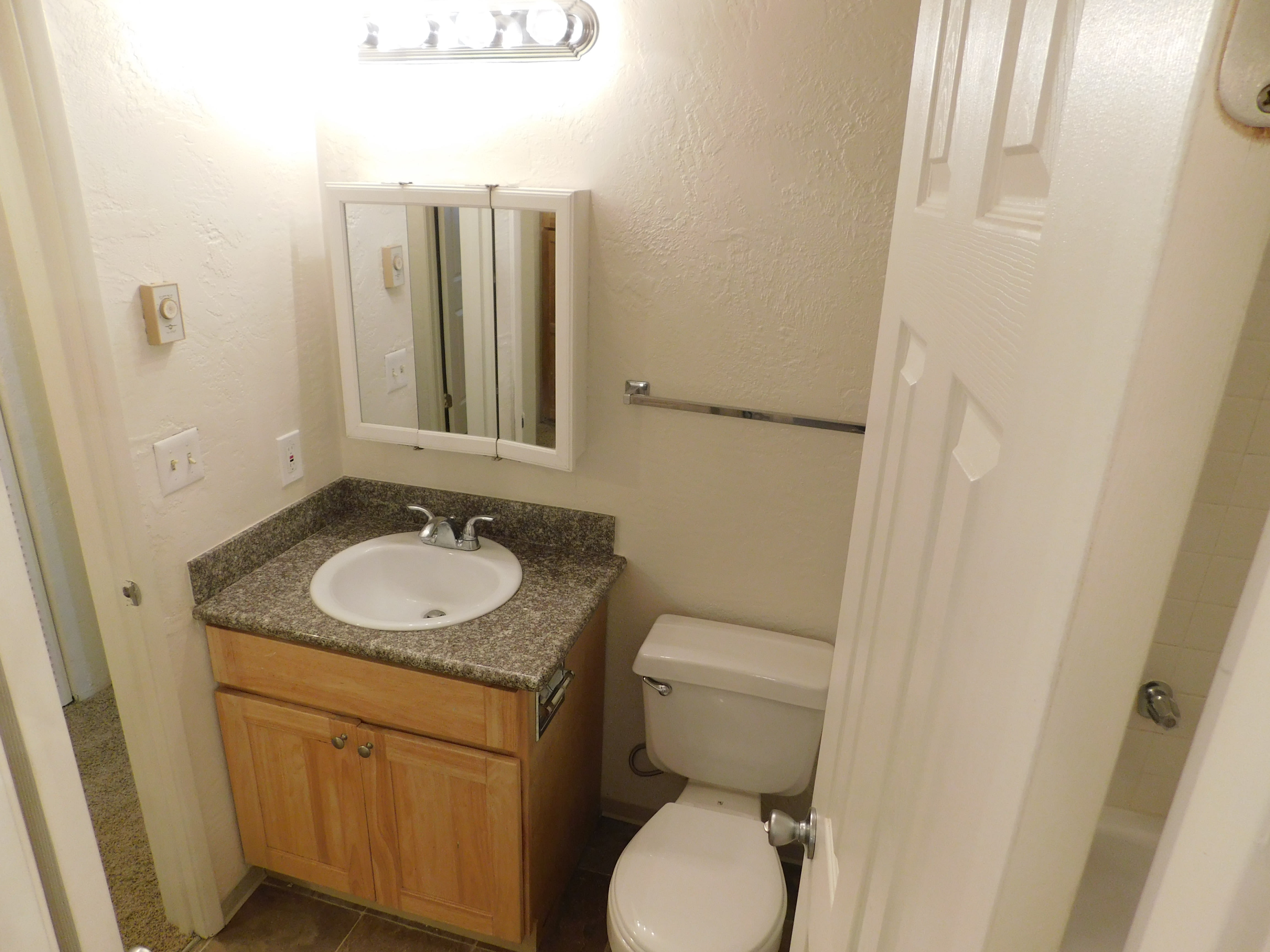 Enjoy a beautiful bathroom at Chalet