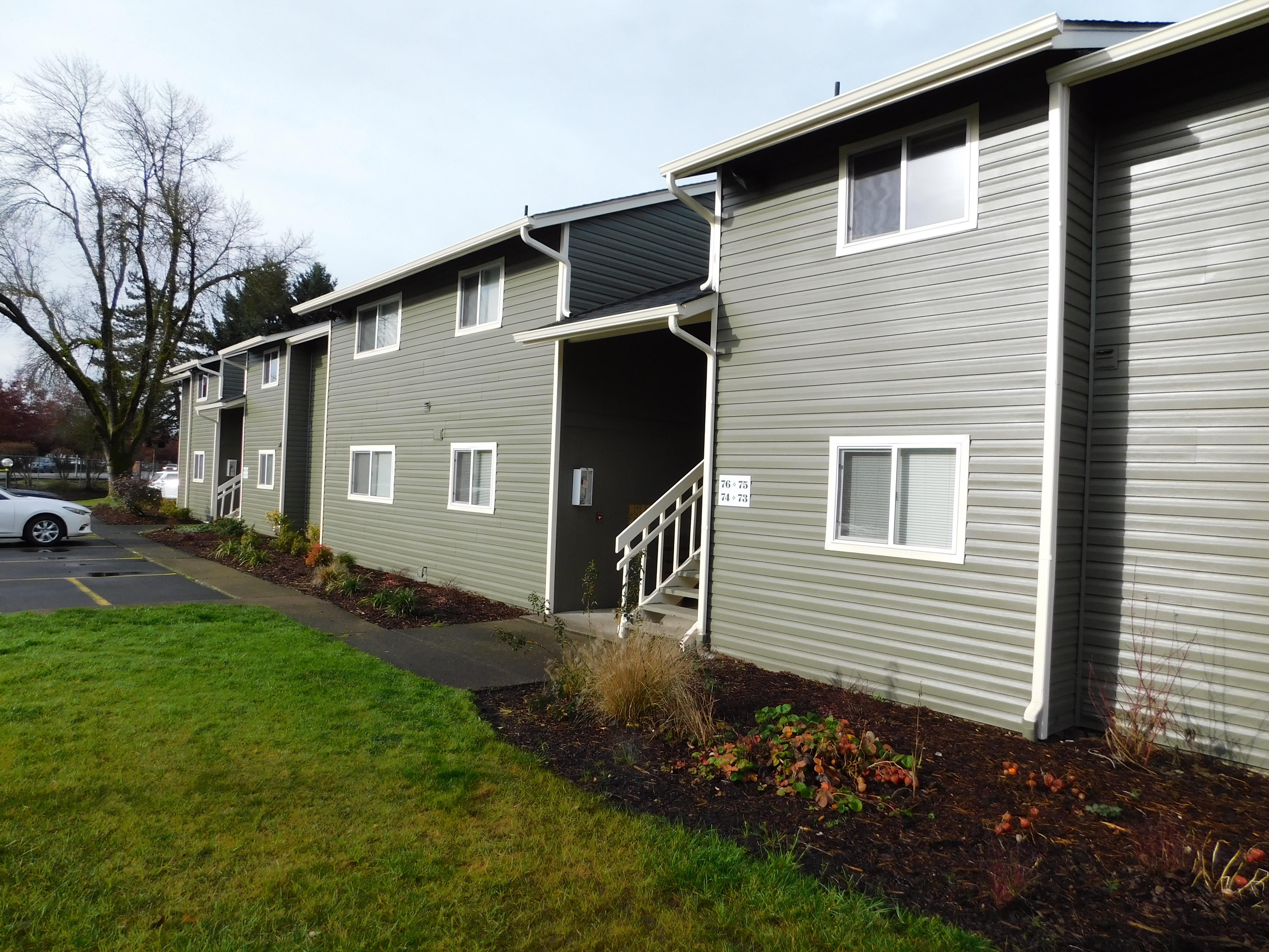 Apartments at Chalet