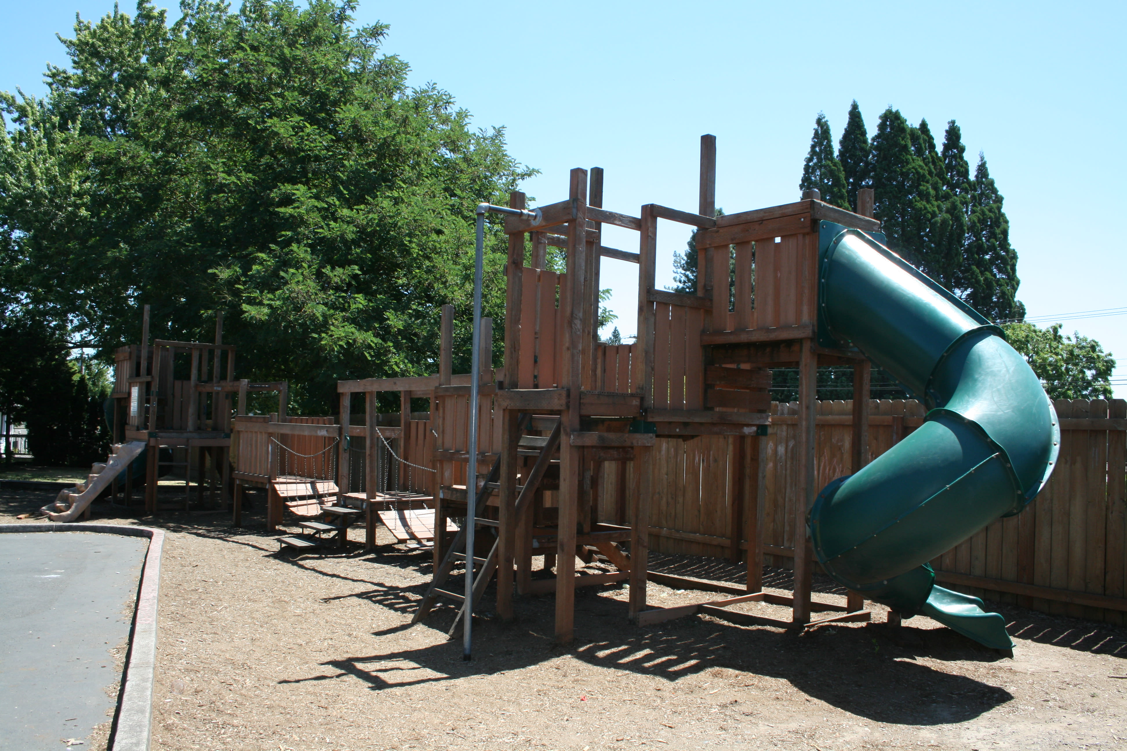 Playground at Cheryl Lynn in Salem, Oregon