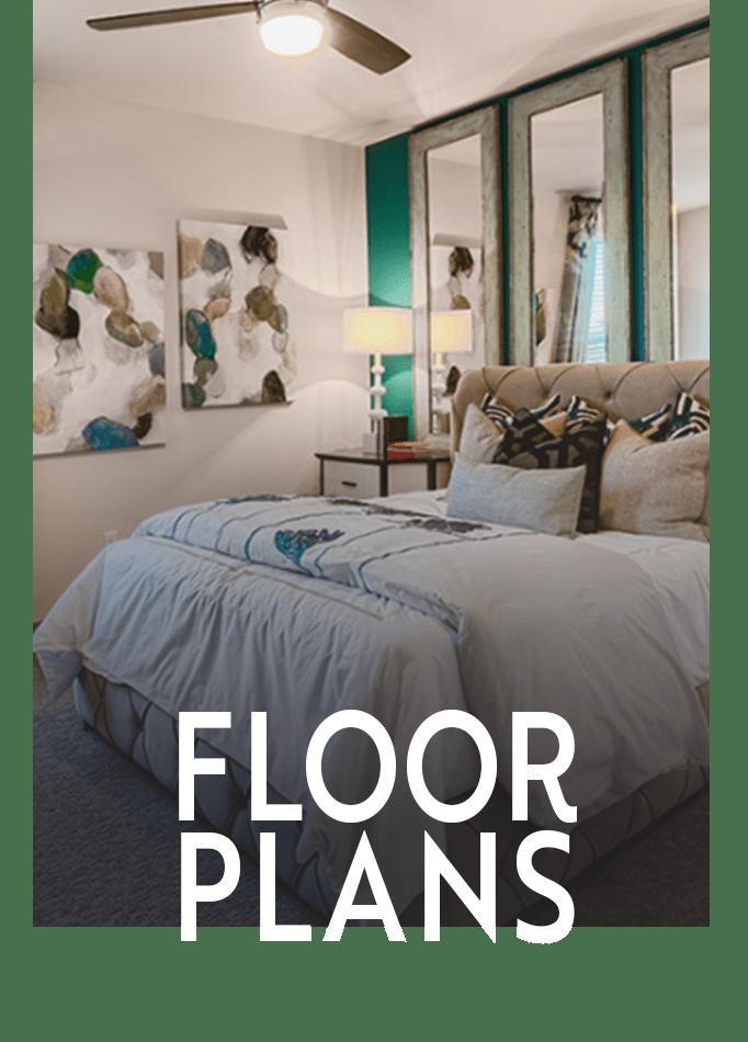 Floor plans at Elysian West