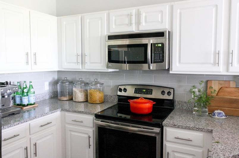 Kitchen at Millstone of Noblesville in Noblesville