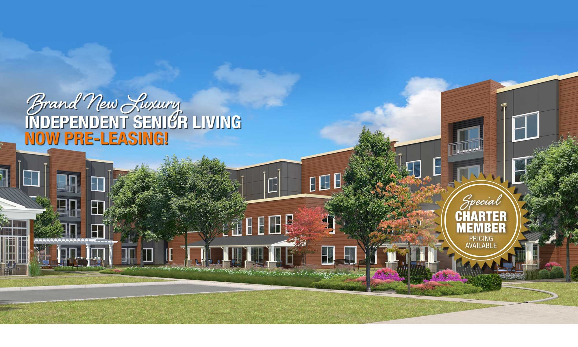 Senior living at Discovery Village At Sandhill in Columbia, South Carolina