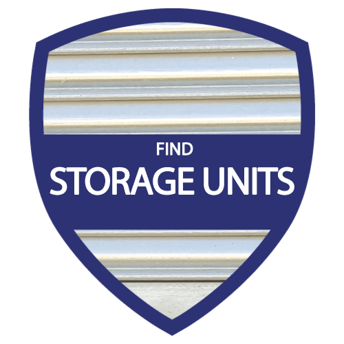 Safe Storage unit sizes