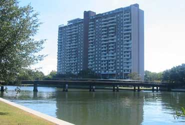 Nearby Community Hague Towers Apartments