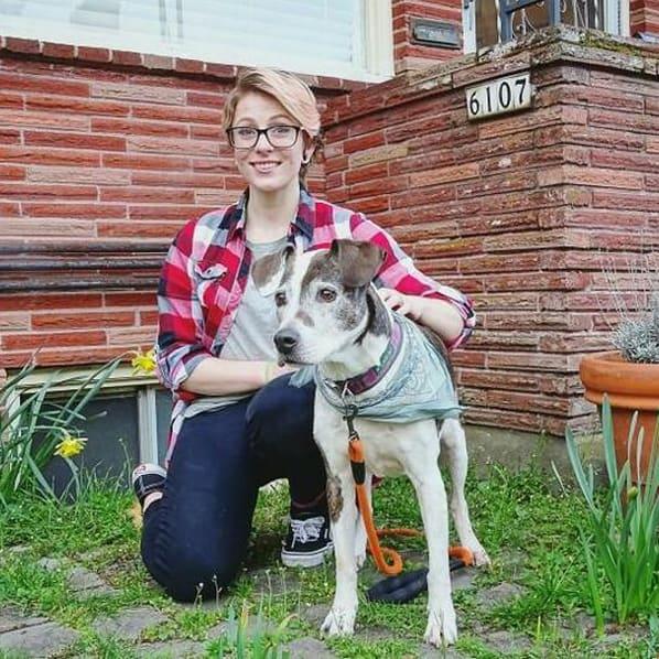 Elizabeth, Vet Tech at Pet Samaritan Clinic
