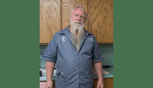 Dr. Richard Clayton at West Jordan Animal Hospital