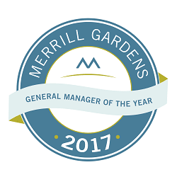 2017 General Manager of the Year