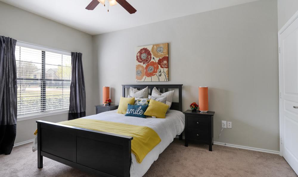 Enjoy a unique bedroom at The Atlantic Mansfield