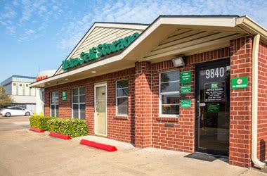 Nearby Houston, TX Storage - Bissonnet