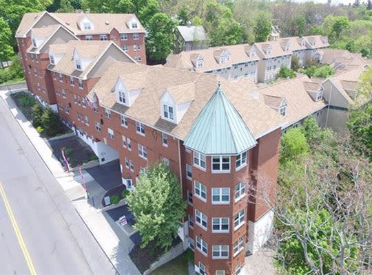 Visit Gun Hill Apartments website