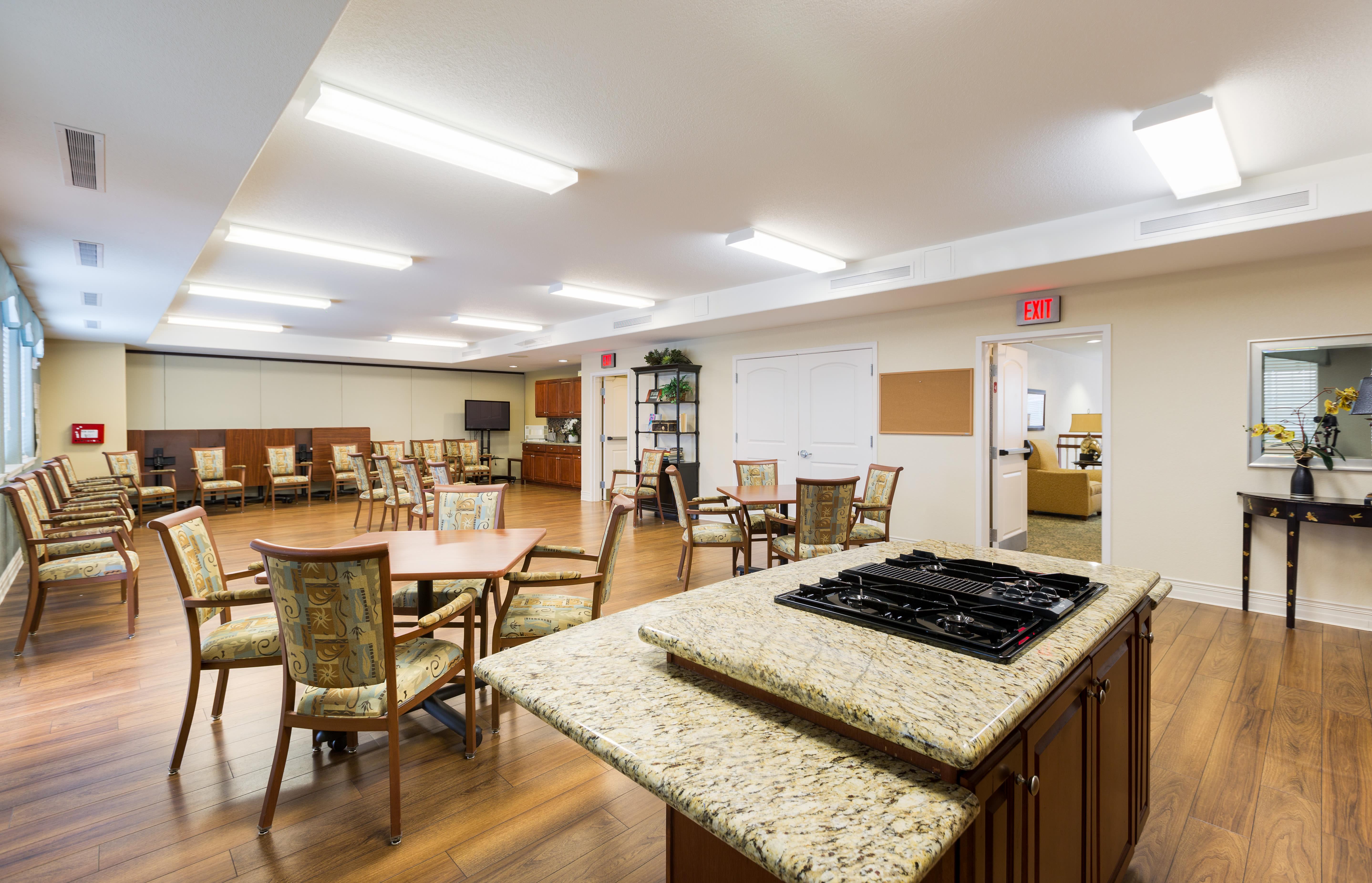 Month-to-Month Rentals at senior living community in Peoria, AZ