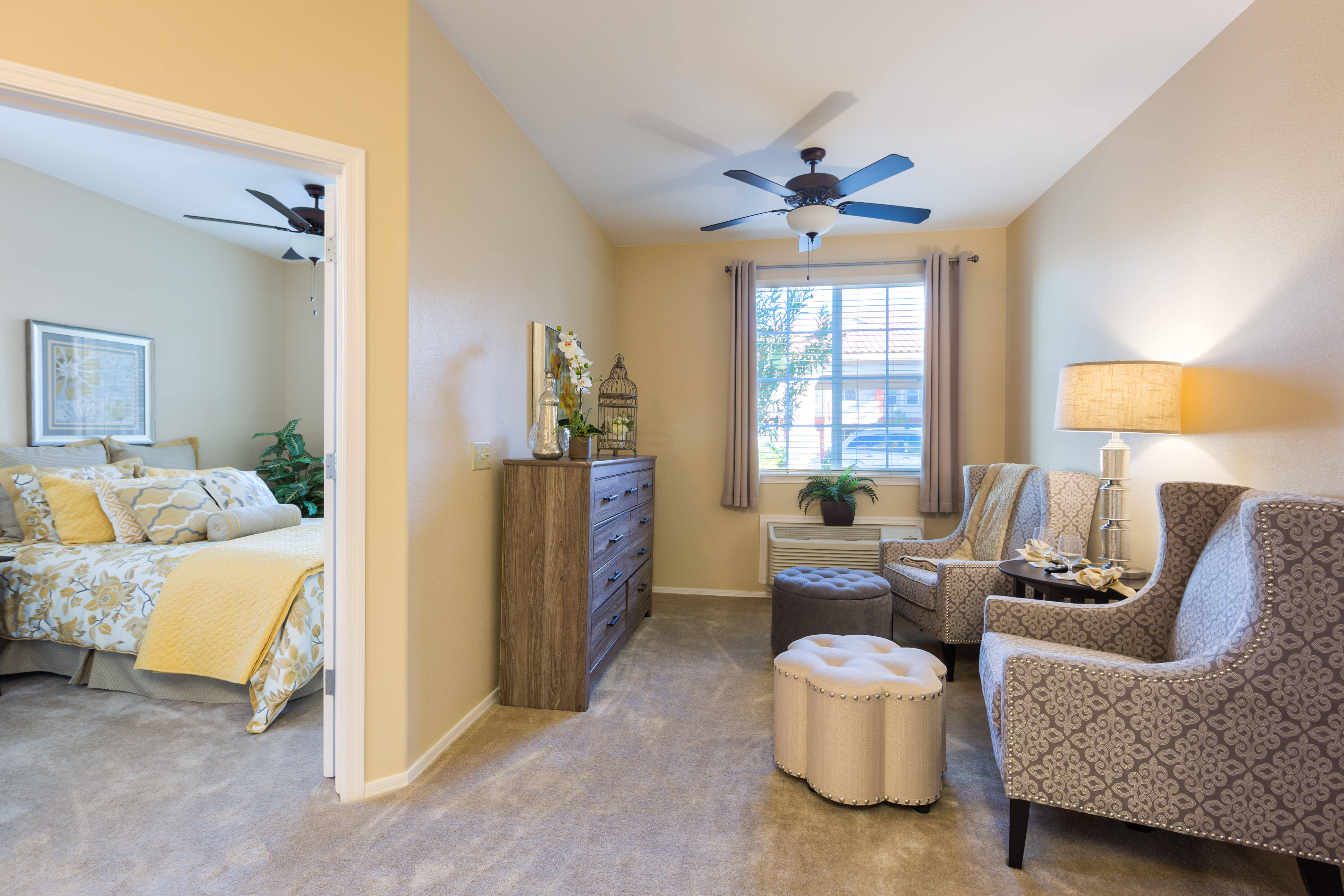 Month-to-Month Rentals at senior living community in Gilbert, AZ