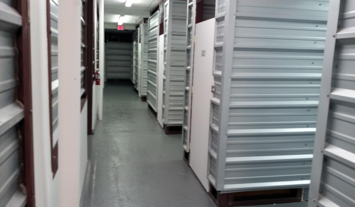 Modern and completely clean at Store It All Self Storage - Kingwood in Kingwood, TX
