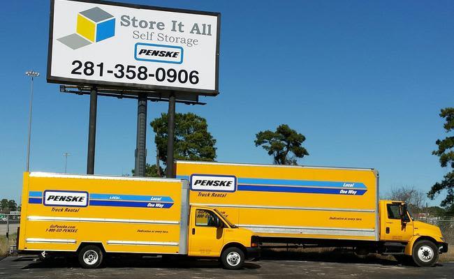 full service at  Kingwood, Texas