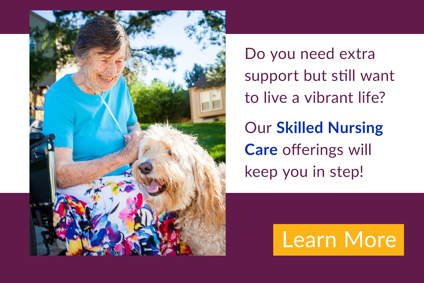 Skilled Nursing at Christian Living Communities