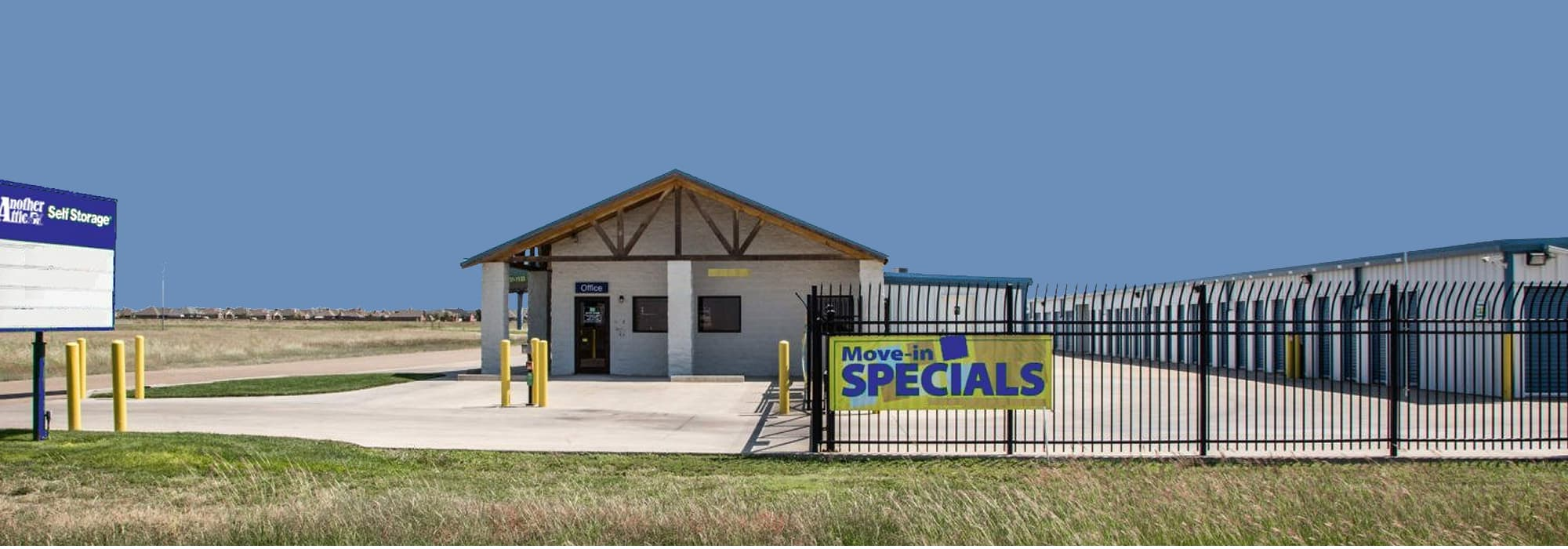 Self storage in Amarillo TX