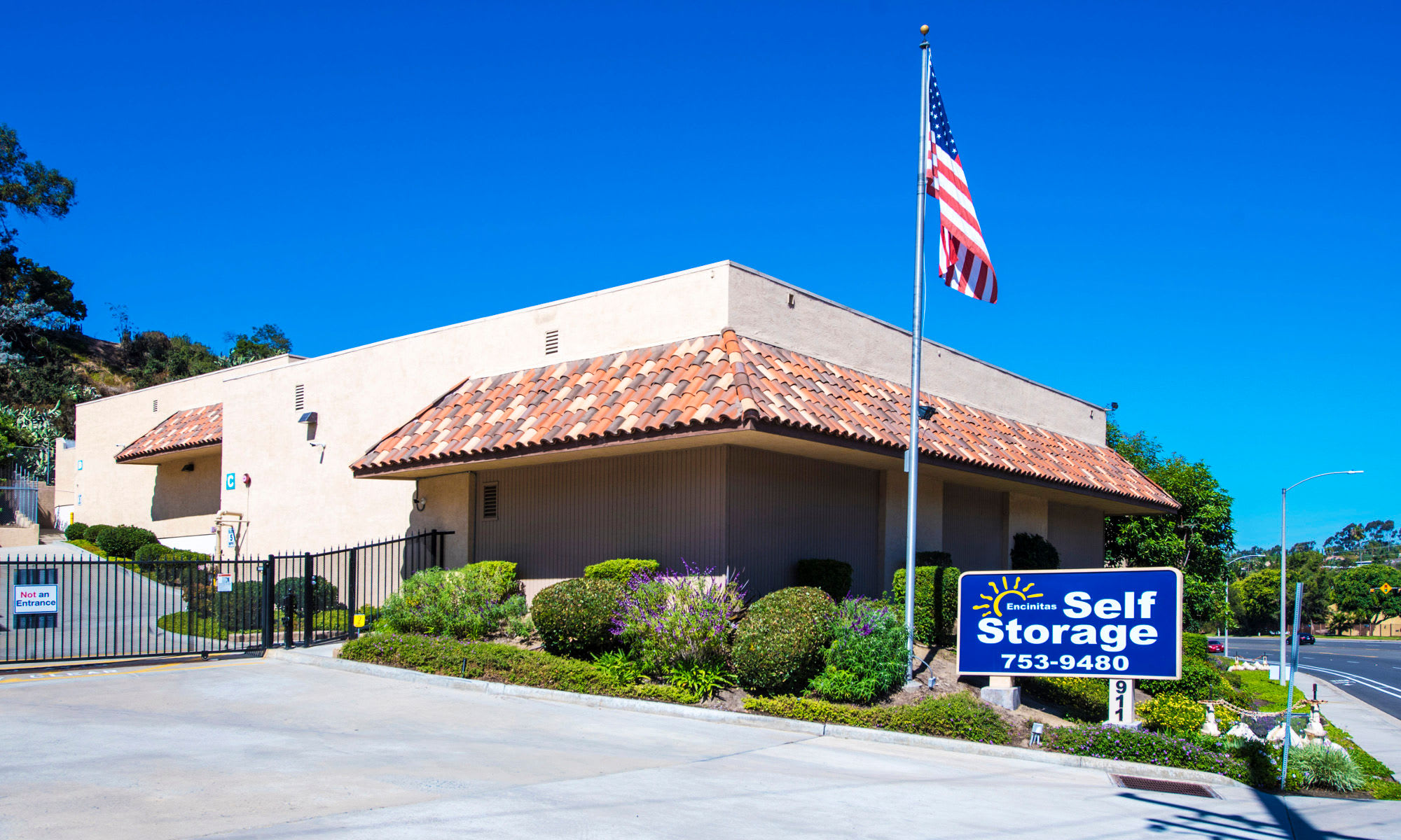 Come see us at Encinitas Self Storage for the best self storage in Encinitas.