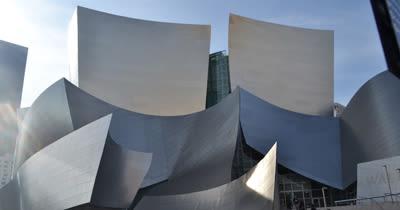 Disney Concert Hall LA