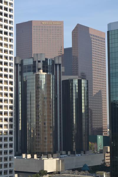 Bonaventure Hotel LA