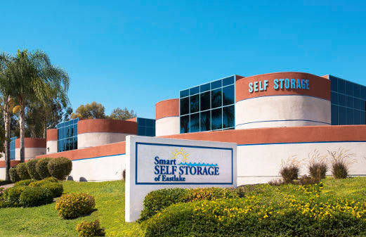 Smart Self Storage of Eastlake front office