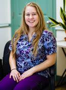 Lilliana Emery, Front Desk at Greywolf Veterinary Hospital