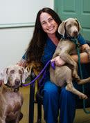 Brittany Garvey, Front Desk at Greywolf Veterinary Hospital