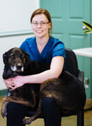 Caralyn Fischer, Front Desk at Greywolf Veterinary Hospital