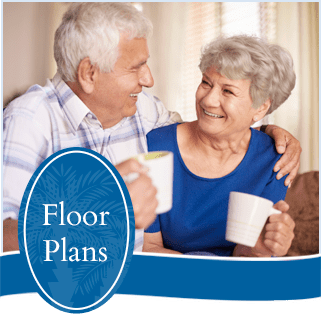 View our floor plans at The Clinton Presbyterian Community