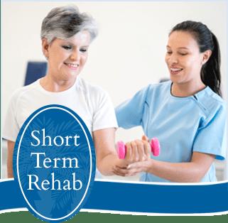 Short-term rehabilitation at The Clinton Presbyterian Community