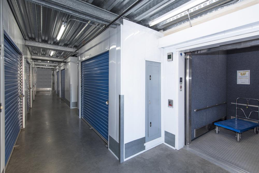 Elevators for use at National/54 Self Storage