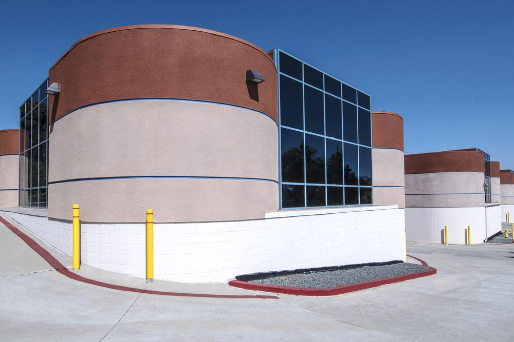 Exterior units available at Smart Self Storage of Eastlake in Chula Vista, CA