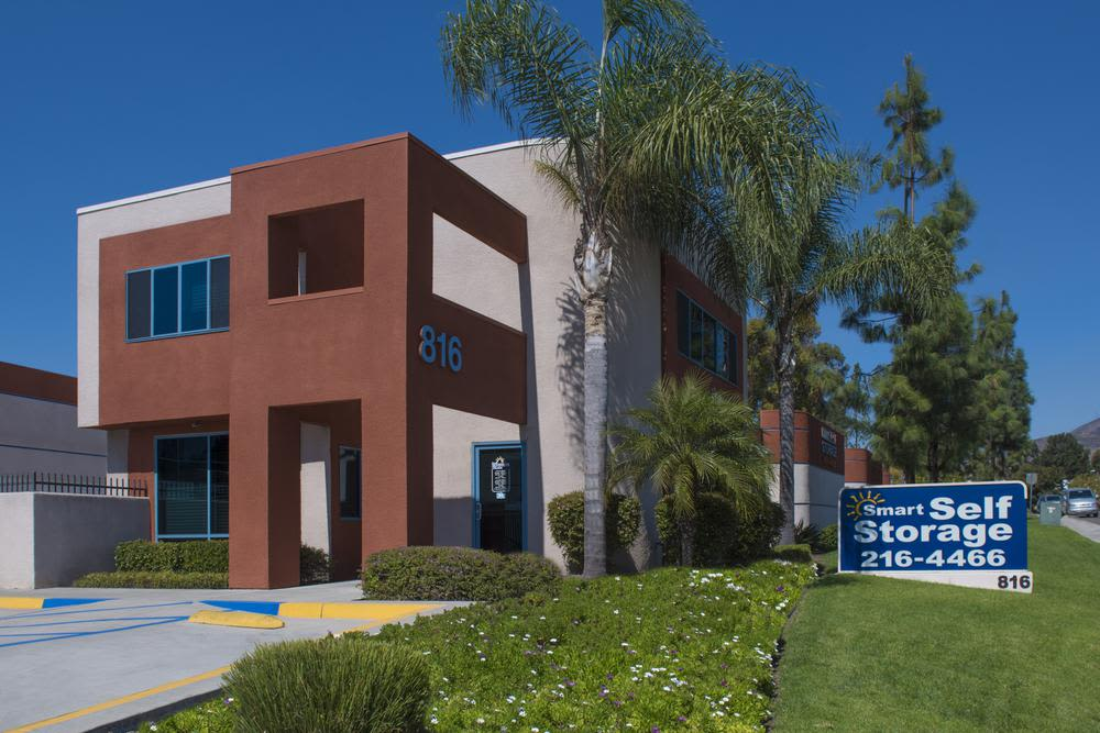 Clean storage units in Chula Vista, CA