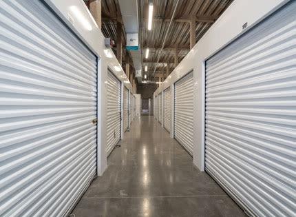 Sizes and prices of Gardena self storage units