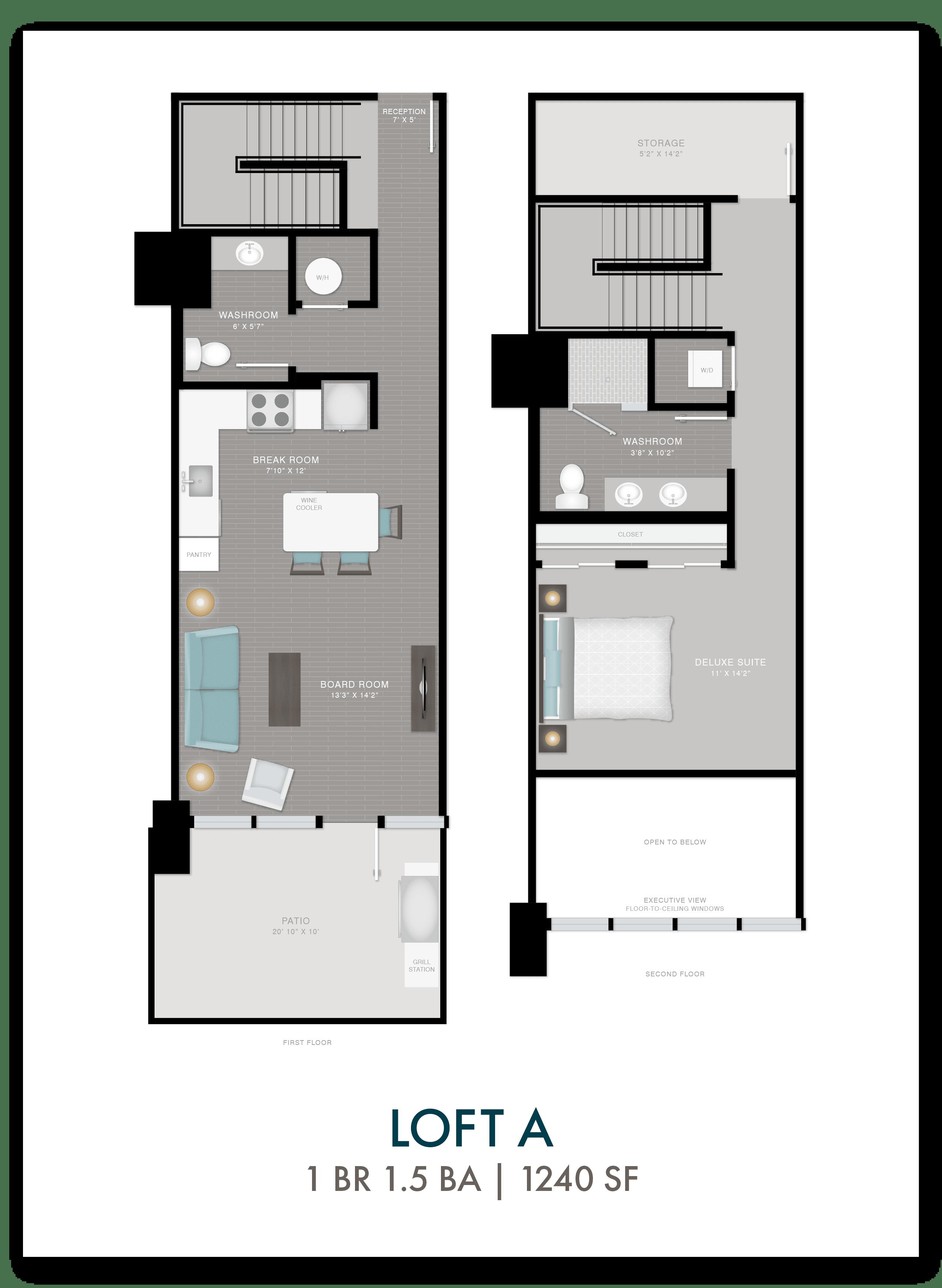 Luxury 1 Amp 2 Bedroom Apartments In Atlanta Ga