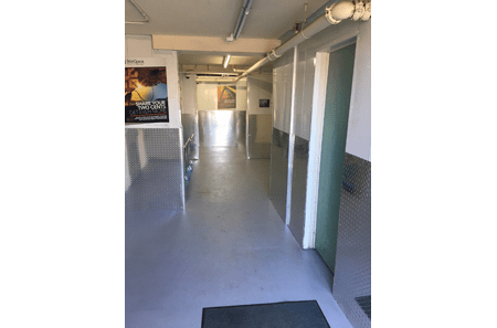 StorQuest Self Storage Port Chester interior entry way