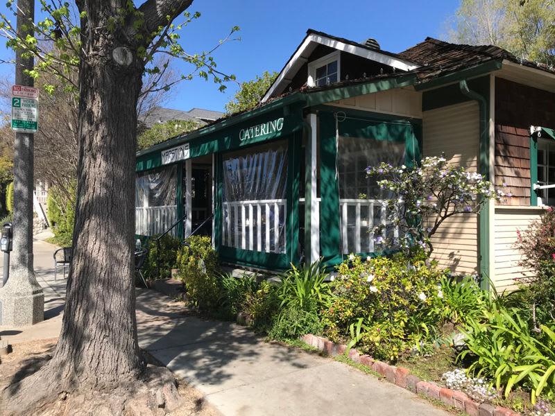 Marston's Restaurant Pasadena California