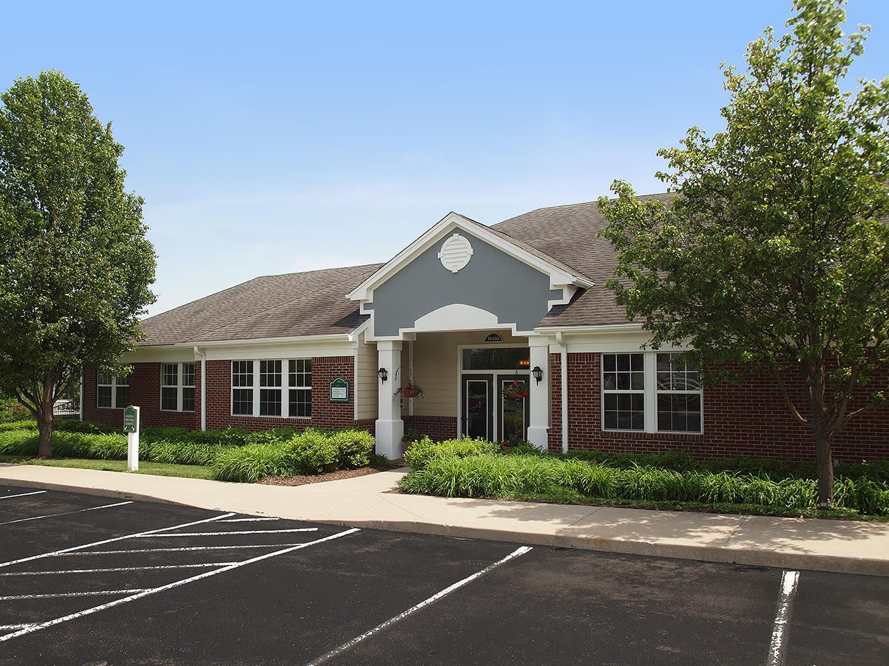 leasing office at Shadow Ridge in Louisville, Kentucky