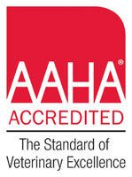 AAHA accreditation at Kitsap Veterinary Hospital in Port Orchard, Washington