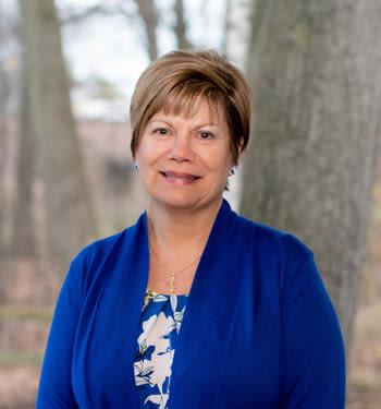 Employee Vicki Fulton at Lakeshore Woods, A Randall Residence in Fort Gratiot, Michigan