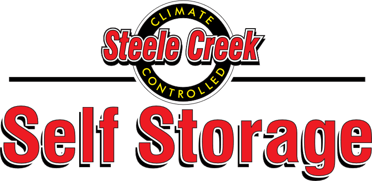 Steele Creek Self Storage logo in Charlotte, North Carolina