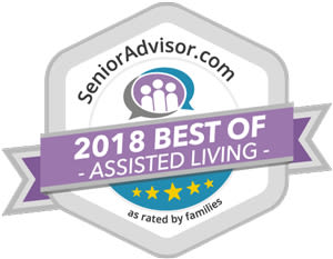 2018 Best of Assisted Living